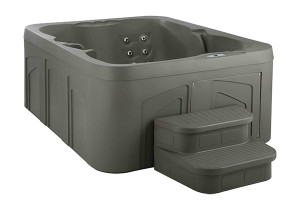Plug-N-Play Azure hot tub by Freeflow Spas