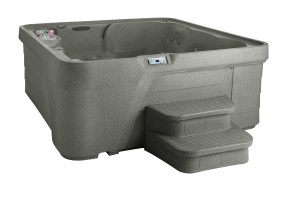 The Excursion hot tub by Freeflow Spas