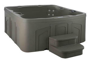 Monterey Plug-n-play hot tub by Freeflow Spas