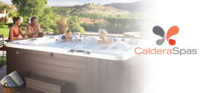Caldera Spas information from New Products Inc.